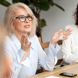 female senior ceo montauk consulting